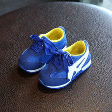 Kids Sneakers Boys Shoes Sports Girls Mesh Shoes 2019 Spring Autumn New Breathable School Running Shoes Baby Toddler Sneakers 2018 european sports children footwear spring autumn cool sneakers baby breathable girls boys shoes lovely light kids shoes