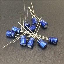 10 шт. 22 мкФ 10В ELNA CE BP 5х7 мм 10в22мкф биполярный аудио конденсатор