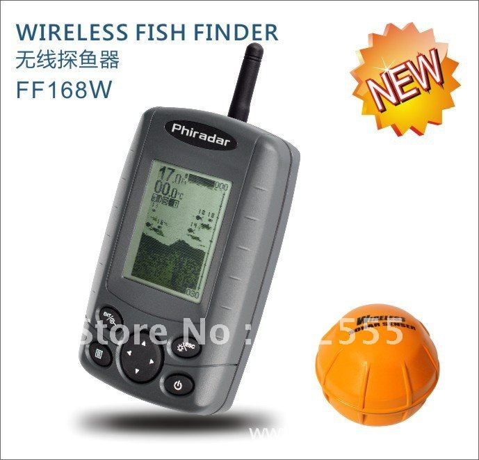 aliexpress : buy 4 levels grayscale portable wireless fish, Fish Finder