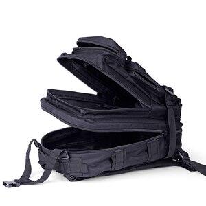 Image 5 - 20 30l das mulheres dos homens militar tático mochila trekking esporte viagem mochilas sacos tático acampamento caminhadas escalada sacos