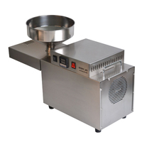 Jamielin Hot And Cold Oil Presser Pressing Oil High Extractor Oil Presser Sunflower Electric Press Machine Squeezer