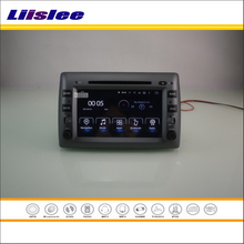 Liislee Car Android GPS Map Navi Navigation For Fiat Stilo 2002~2010 Radio Stereo Audio CD DVD Player Video Multimedia System