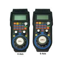 4 Axis CNC 6 Axis Wireless Mach3 MPG Pendant Handwheel Controller for CNC Machine lathe