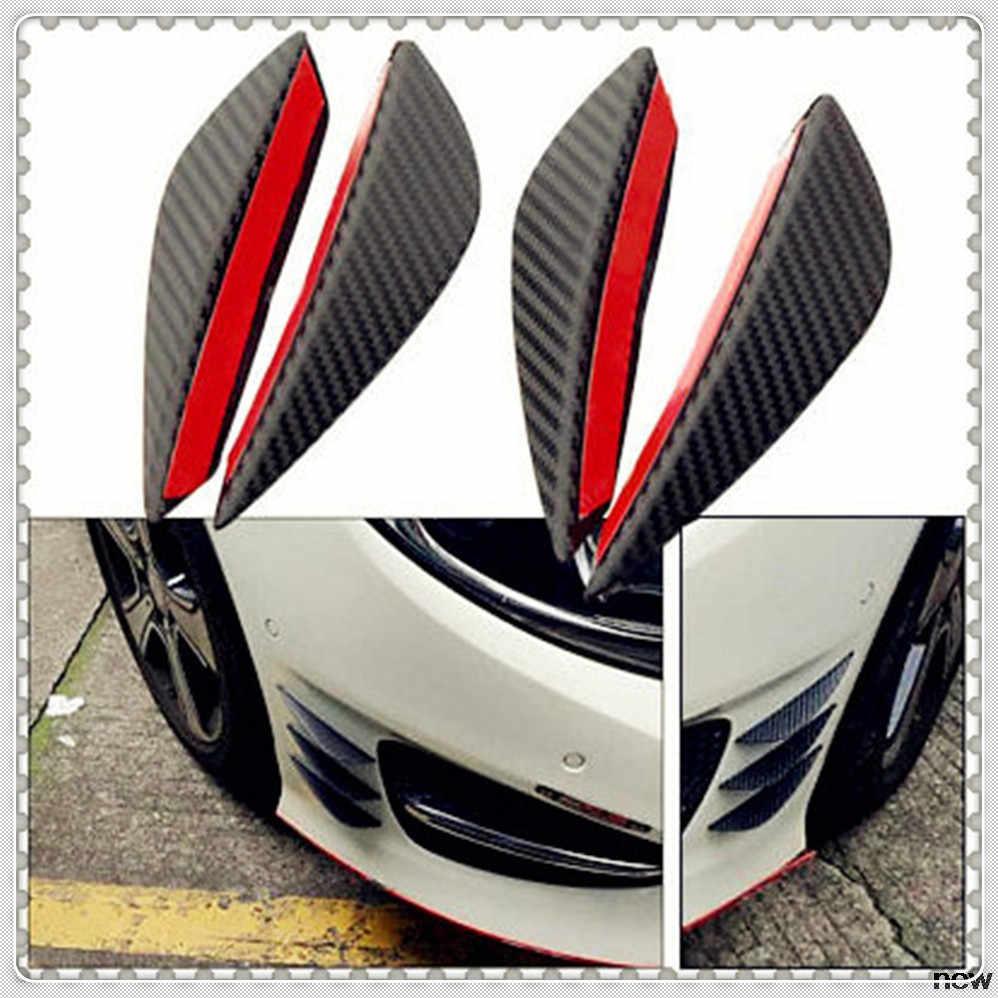 Auto Auto Paraurti Anteriore Labbro Pinna Splitter Spoiler Canard Valenza per BMW Airsun 335d M1 M-Zero 530xi 545i x2 X3 M5 M2