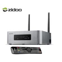 Zidoo X10 Android 6.0 4 Karat TV Box 2 GB RAM + 16G Quad-core CPU Dual-band WIFI 1000 Mt LAN Set-top-Box 10 Bit HDMI 2,0 HDR Media Player