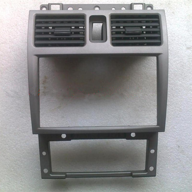 Geely Emgrand 7 EC7 EC715 EC718 Emgrand7 E7,Emgrand7-RV,Car dashboard middle conditioning vent,center console cover / CD frame geely emgrand 7 ec7 ec715 ec718 emgrand7 e7 car right left taillights rear lights brake light original