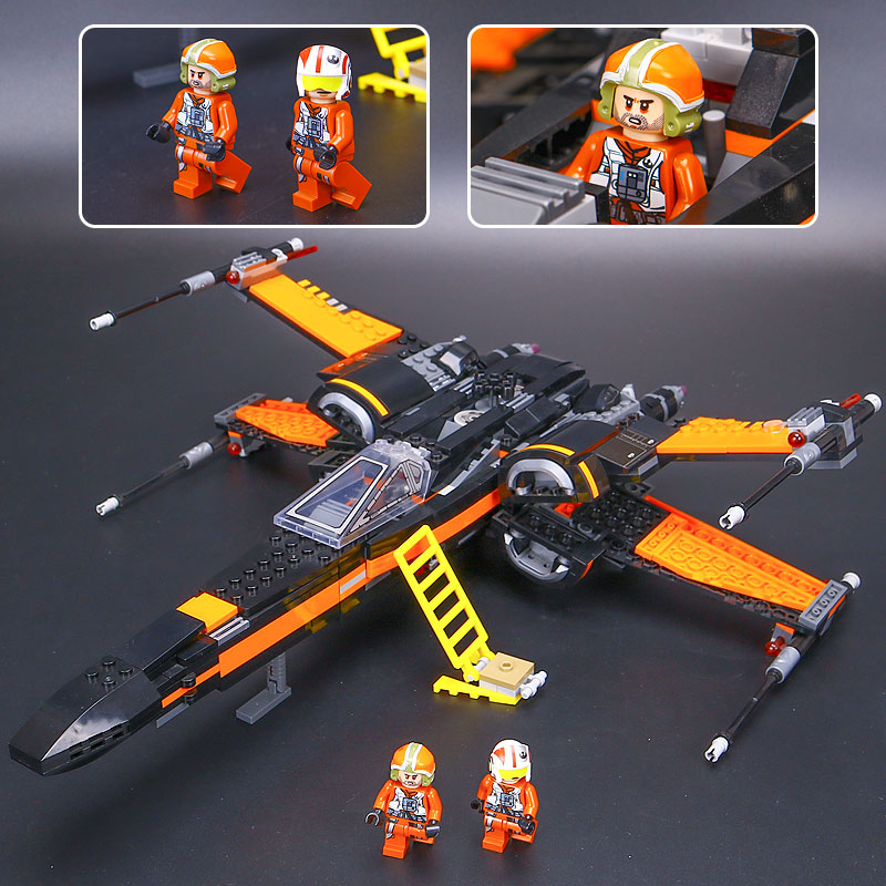 Blocos 75102 figura legoing brinquedos para Faixa Etária : 6 Anos de Idade
