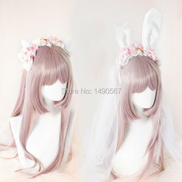 Japanese style Sweet Lolita Handmade   Headwear   cute bow bunny ear cat ear Cosplay rabbit headband Party Accessory