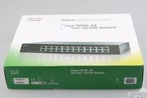 SF90-24 24-port 100M Non-network Management Switch
