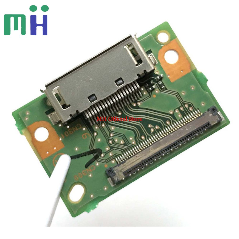 NEW FS7 FS7II Mounted C Board VF PCB A2062509A Interface Board Adapter Plate Base For Sony