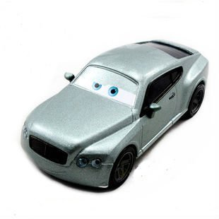 Pixar Cars Diecast Figure Toys Bentley car Collections for kids gifts - Prince