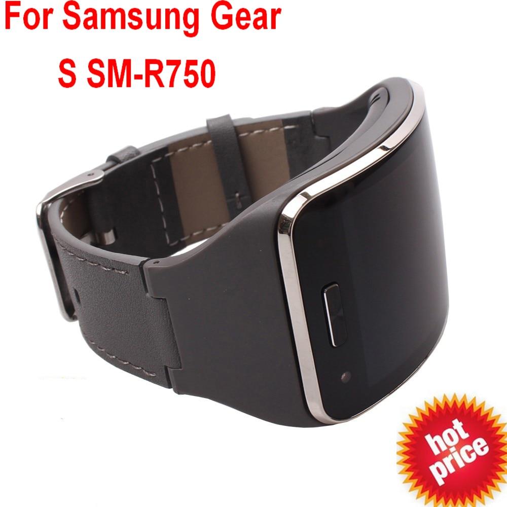 ремешок для samsung gear кожа strapparts