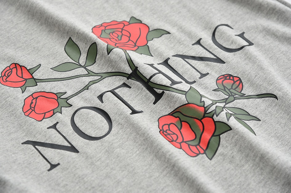 HTB1JsR2RpXXXXabXVXXq6xXFXXXw - Nothing Rose Women T Shirt