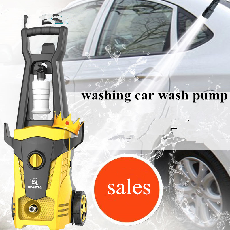 pressure pump car wash car wash high pressure water pump 480l h portable wash device car washing machine cleaning pump household high pressure car wash pump