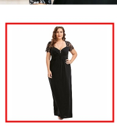d3be02f07b Gamiss Women Party Dress Plus Size 5XL Embroidery Floral Midi Tulle ...