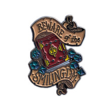 Dungeons & Dragons DND Esmalte Pin(China)