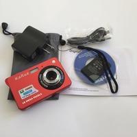KaRue DC-530I 2.7 ''TFT LCD HD 720 P 18MP Cámara de 8x Zoom Digital Anti-shake caliente Más Nuevo viajes hogar cámara 5