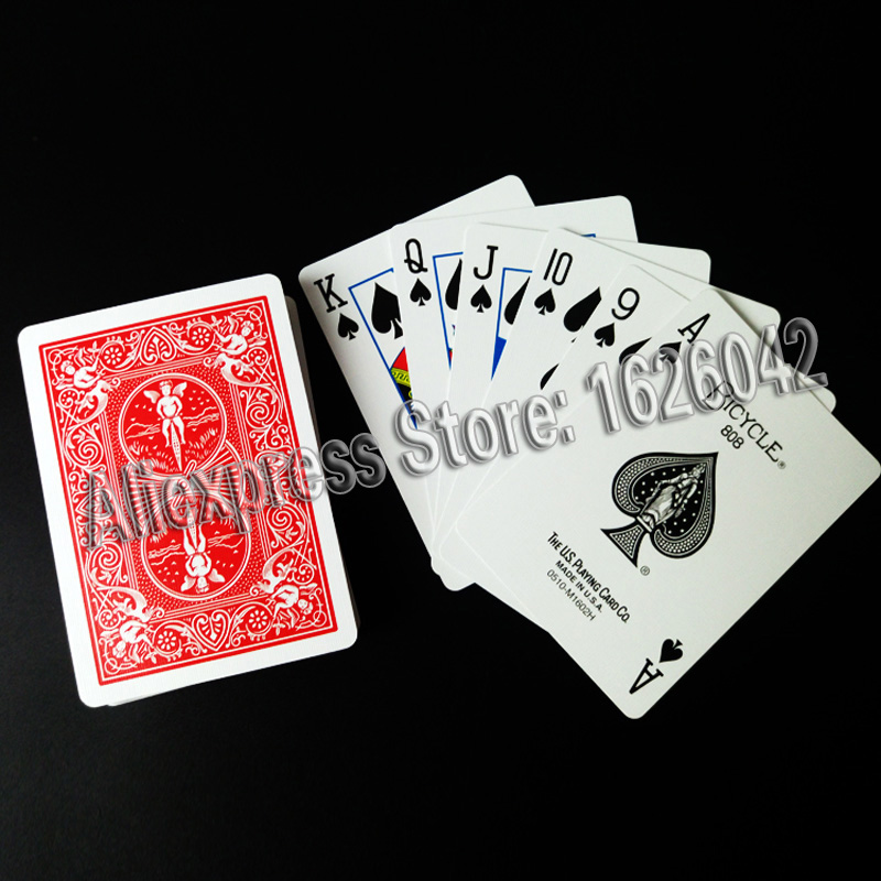 XF USA Bicycle Playing CardsMagic TrickRed and Blue Original Bicycle Poker /Poker Stars