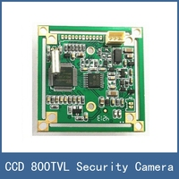 Panasonic CCD Color Board 800TVL NTSC CCD Security Camera PCB Circuit Board With Auto Iris IRIS