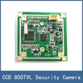 Panasonic CCD color board 800TVL NTSC CCD Security Camera PCB Circuit Board, with auto iris IRIS (custom), with OSD function