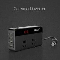 Car Accessories Inverter Adapter Converter Charger For Suzuki Swift Grand Vitara Sx4 Vitara Spoiler Alto Liana Splash Reno