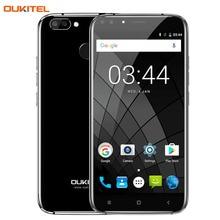 3 г Oukitel U22 2 ГБ + 16 ГБ двойной сзади Камера с двойной Фронтальная камера идентификации отпечатков пальцев 5.5 »Android 7.0 MTK6850A Quad Core