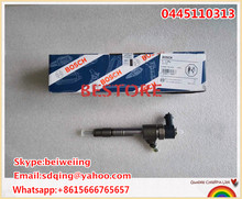Genuine Common rail injector 0445110313 for FOTON 4JB1