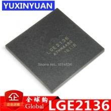 LGE2136 LG2136 E2136 BGA New original authentic integrated circuit IC LCD chip electronic 1PCS(China)