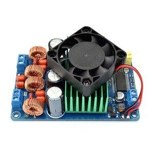 Image 4 - Amplificador Digital TC2001 STA516 clase T, placa estéreo 2x160W, amplificador HIFI con ventilador, mejor que TDA7498E TK2050 TDA8950 TPA3116 A3 002
