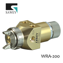цена на FREE SHIPPING SAWEY WRA-200 automatic auto big spray gun robot low pressure 1.2mm