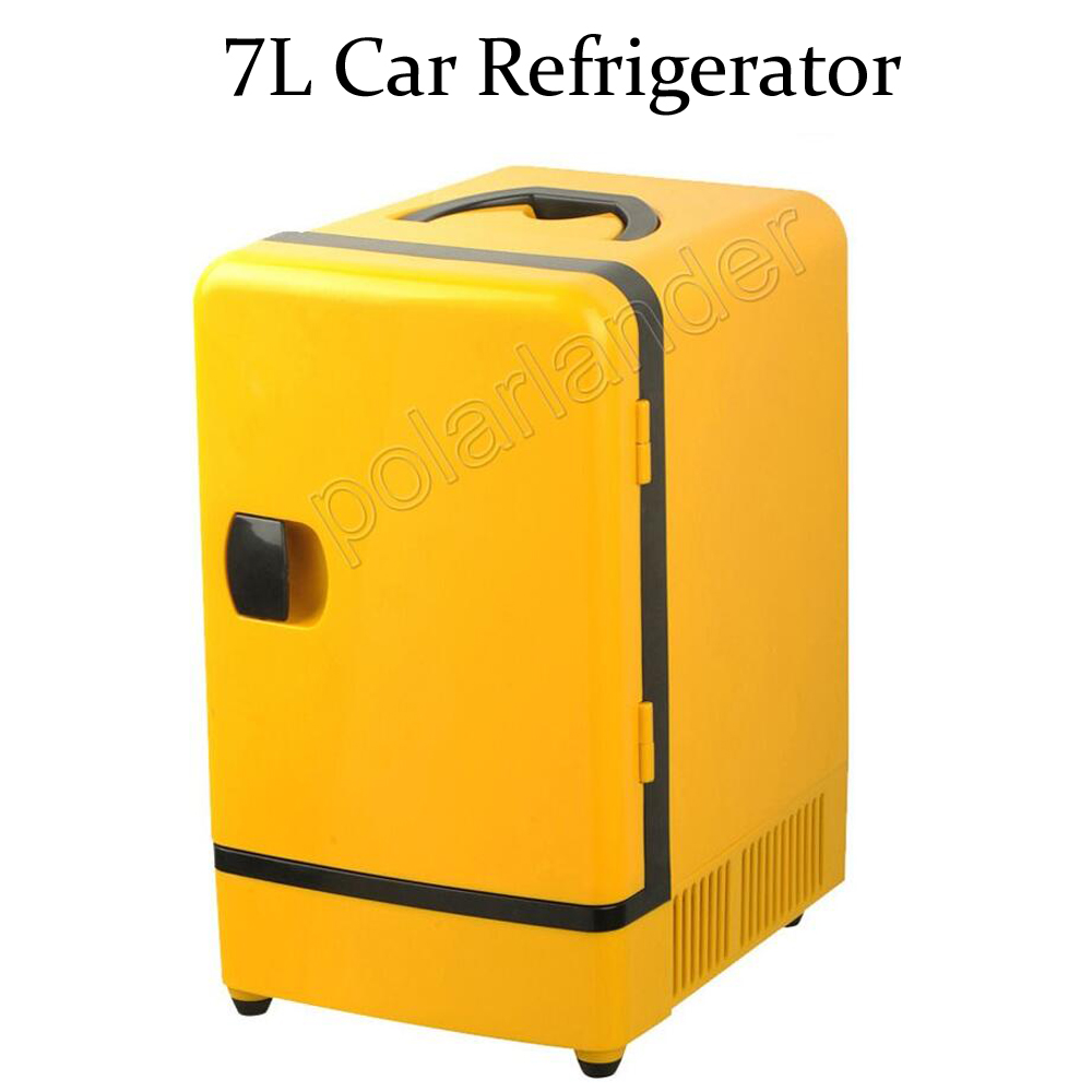 hot sale 12v 7l mini car freezer car car freezer