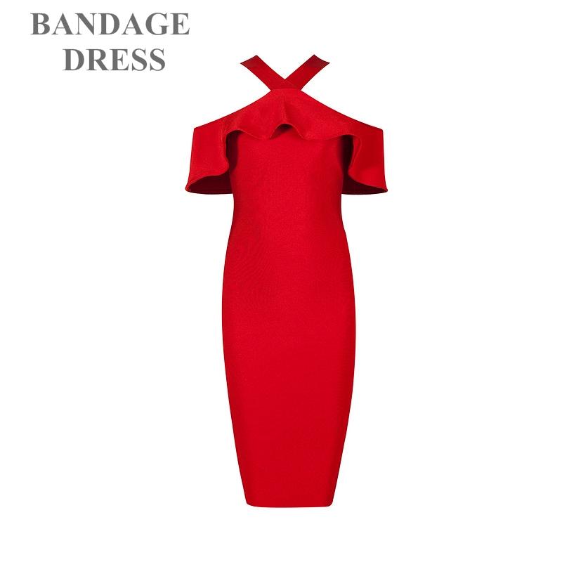 89e509ad97ba9 2017 إمرأة جديد الصيف فستان أحمر أسود أبيض الرسن الكشكشة عودة زيبر ...