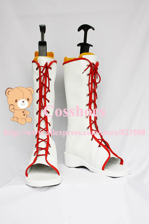 71ab777cc404 Big Deal Custom made Sakura Shoes (Doujin) from Naruto