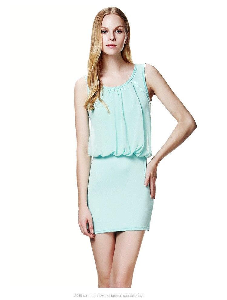 2018 novas mulheres da moda vestem vestido de verão vestidos de - Roupas femininas