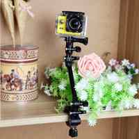 Universal The Jam Instrument Band Guitar ABS Music Mount Adjustable Camera For GoPro HERO SJCAM XIAOYI