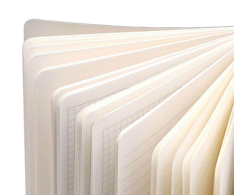 papel notebook couro do plutônio slot para