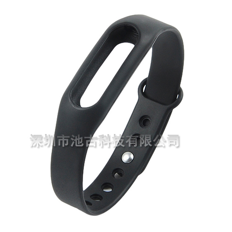 3 chigu Double color accessories pulseira miband 2 strap replacement silicone wriststrap for M41731 181105 jia chigu красный 45 мм