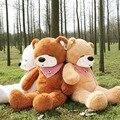 Новый 1 шт. Фаршированные & Плюшевые игрушки Животных большой медведь хороший подарок 60 см плюшевый мишка
