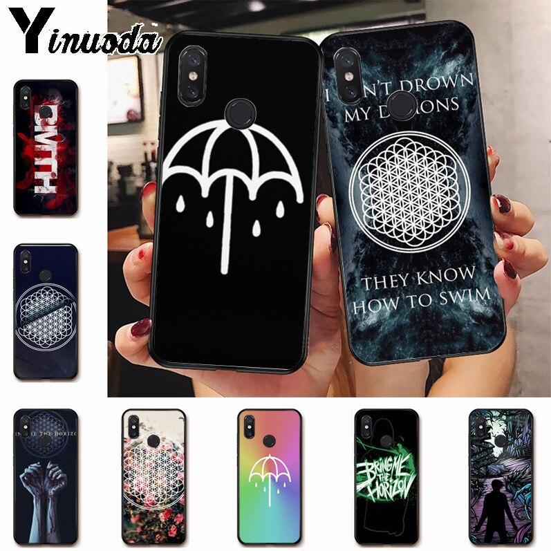 DIY BMTH Bring Me The Horizon iphone case