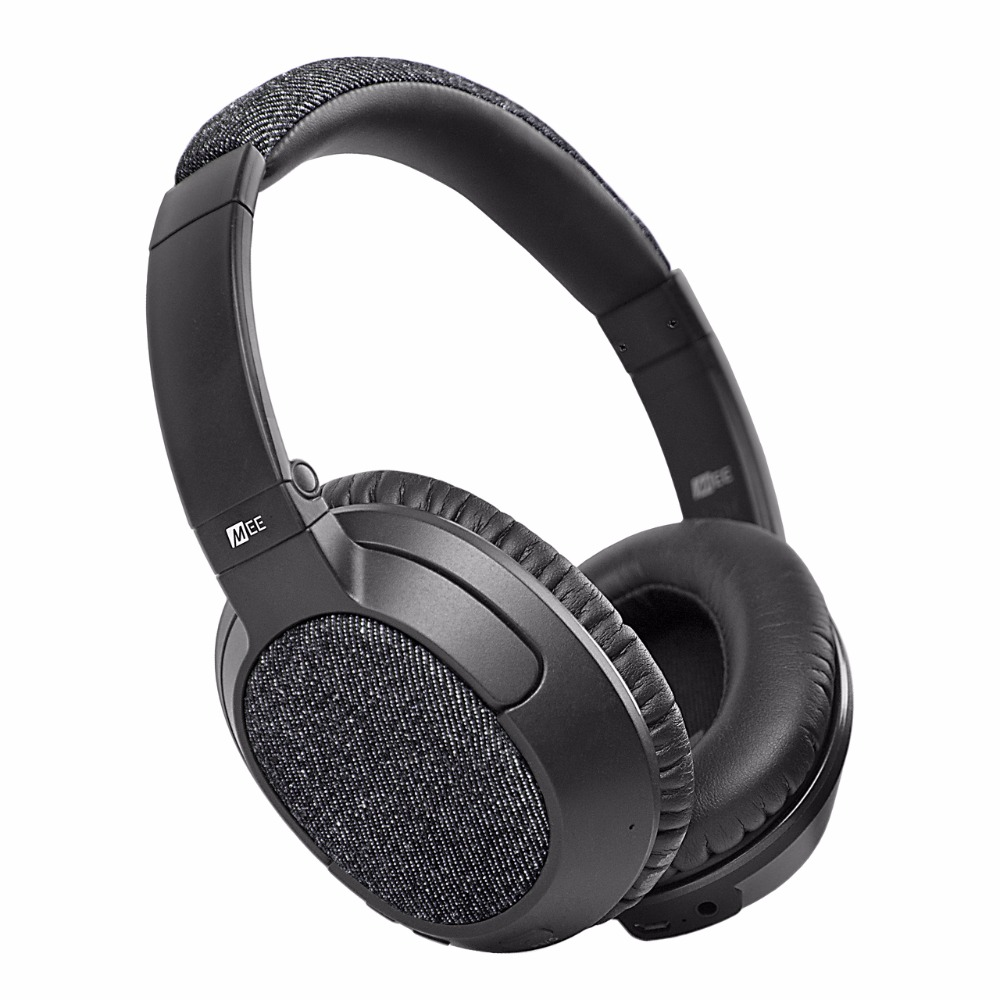 MEE Audio MATRIX3 AF68 Over-ear Wireless Bluetooth Headset With Mic For Android IOS Phones Computer Game HD HIFI Music Headphone