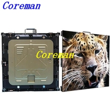Coreman factory wholesale 128x128 dot matrix RGB led panel p5 smd 3528 indoor full color rgb display screen p2.5 p3 p4 p5