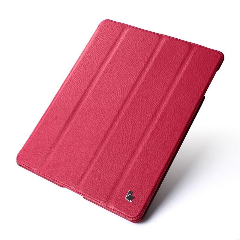 Jisoncase Brand Case För iPad 2 3 4 PU Läder Skyddsväska Smart - Surfplatta tillbehör - Foto 2