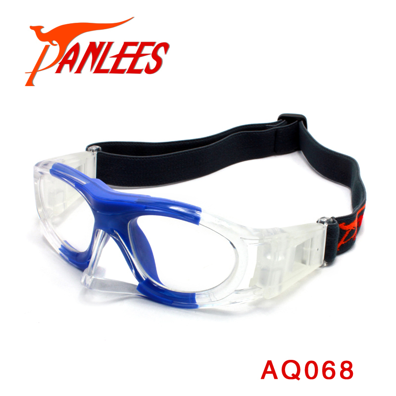 eeca2893da87 Panlees Eyeglasses Handball Racquetball Football Volleyball Basketball Prescription  Goggles Sports Safety Eyewear Glasses