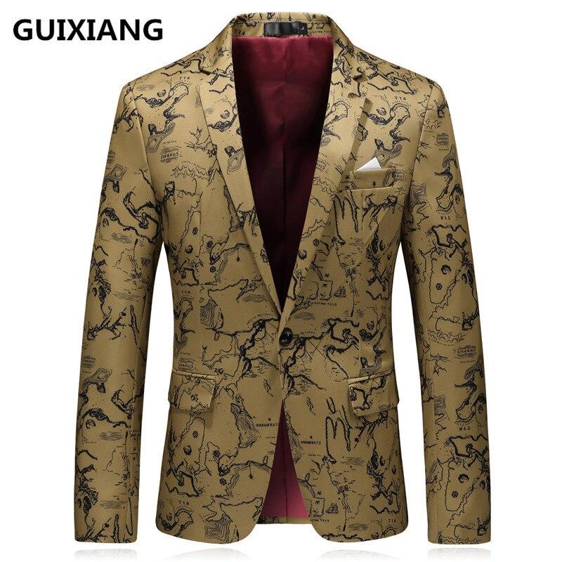 Unter Der Voraussetzung 2018 Frühling Britischen Stil Männer Mäntel Single Button Anzüge Lässige Mode Blazer Männer Jacken, Herren Business Blazer Mann