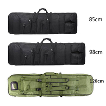 85 98 120 Cm High Density Nylon Rifle Fishing rod Bag Airsoft Holster Gun bags Portable shoulder Tactical Military Carbine sack