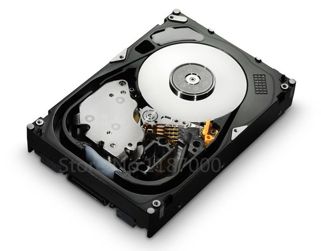 """Hard drive for A7289A ST3146807FC 3.5"""" 146GB 10K SAS well tested working"""