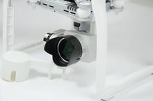 ZJM Sizzling Sale For Digicam Lens Solar Hood Sunshade Cap for DJI Phantom three Equipment