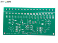 GZLOZONE One Pair KG Kevin Gilmore Balance Class A Headphone Amplifier PCB