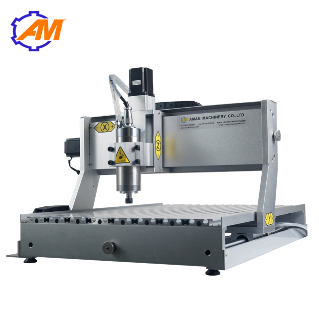 AM6040 1.5KW 4 Axis Small Wood Carving Machine Cnc Wood Milling Machine Wood Design Cutting Machine