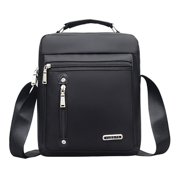 Nylon Mens Handbag Casual Travel Fashion Men Crossbody Bag Bags Designers Brand Messenger Solid color